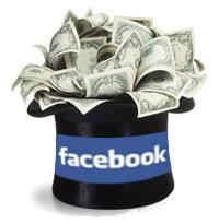 internetten para kazanmak icin Facebook kullanimi